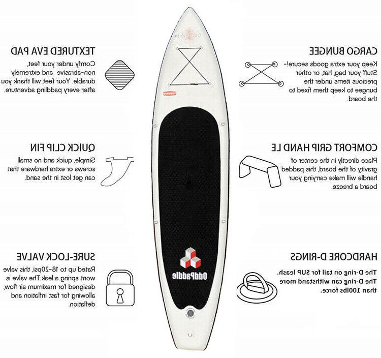 Stand Paddleboards isup accesories all