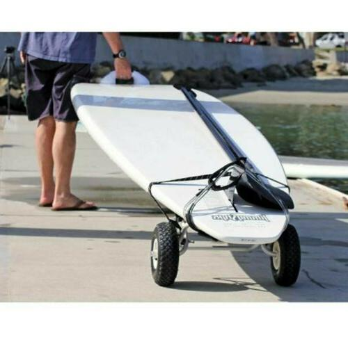supxpress stand up paddleboard cart