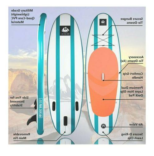 ROC TEAL PADDLEBOARD