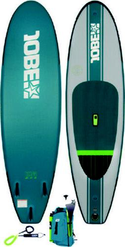 Jobe Sports VOLTA 10.0 Inflatable Stand Up Paddleboard Packa