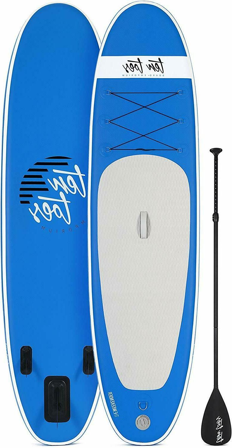 weekender 10 inflatable stand up paddleboard triple