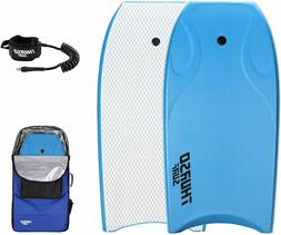 THURSO SURF Lightning 42'' Bodyboard Package Leash and LUX B