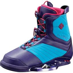 New CWB Board Co. Ember Wake Board Connelly Boots Bindings S