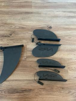 NRS SUP  Quick-Release Slide-In Fin for Paddleboard. Stand U
