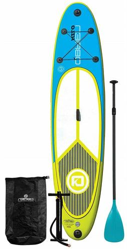 O'Brien Hilo iSup Inflatable SUP Paddleboard 10'6""
