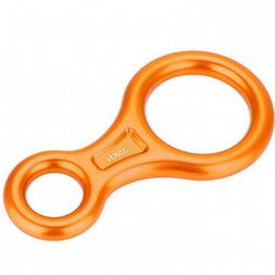 - Alomejor Climbing Rappel Safety 35KN Mountaineering Climb
