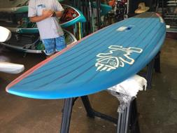 """Starboard Pro 8' X 28"""" Brushed Carbon Stand Up Paddleboard S"""