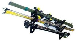 Ski Storage Rack | Horizontal Wall Rack | StoreYourBoard | N