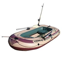 Solstice Swimline Voyager 30400 Inflatable 4 Person Fishing