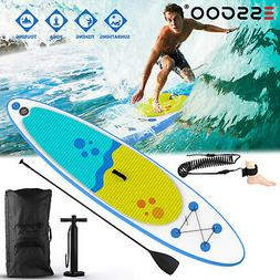 Stand Up Paddle SUP Inflatable Surf Board Paddleboard Advent